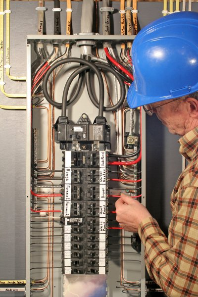 Electrical wiring services in San Jose, CA